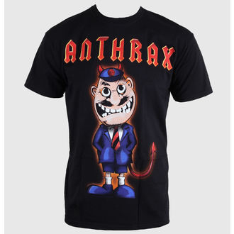 t-shirt metal uomo Anthrax - TNT Cover - ROCK OFF, ROCK OFF, Anthrax