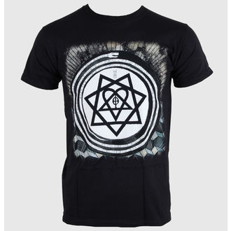 t-shirt metal uomo Him - Album Symbols - ROCK OFF, ROCK OFF, Him