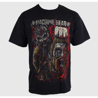 t-shirt metal uomo Machine Head - Goliath Red - ROCK OFF, ROCK OFF, Machine Head