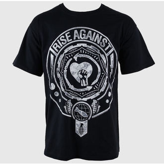 t-shirt metal uomo Rise Against - Bombs Away - PLASTIC HEAD, PLASTIC HEAD, Rise Against