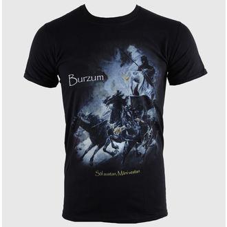 t-shirt metal uomo Burzum - Sol Austan - PLASTIC HEAD, PLASTIC HEAD, Burzum