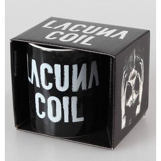 tazza Lacuna Coil - Head - ROCK OFF, ROCK OFF, Lacuna Coil
