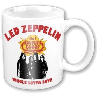 tazza Led Zeppelin - Intero Lotta Love - ROCK OFF, ROCK OFF, Led Zeppelin