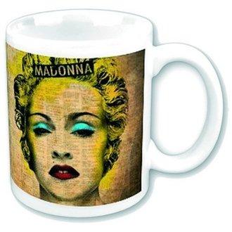 tazza Madonna - Celebrazione - ROCK OFF, ROCK OFF, Madonna