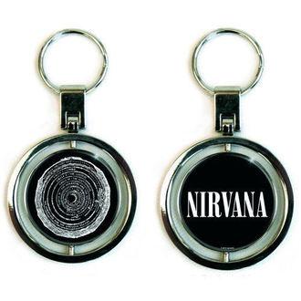 portachiavi (ciondolo) Nirvana - Vestibolo Spinner - ROCK OFF, ROCK OFF, Nirvana