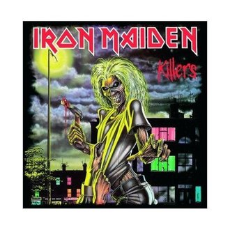 auguri Iron Maiden - Killers - ROCK OFF, ROCK OFF, Iron Maiden