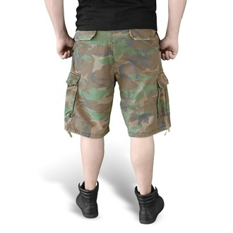 pantaloncini uomo SURPLUS VINTAGE - Woodland