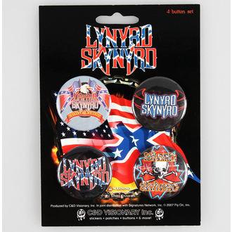 spille Lynyrd Skynyrd - CDV, C&D VISIONARY, Lynyrd Skynyrd