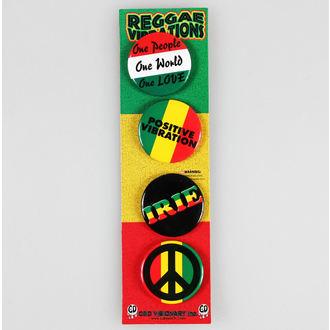 spille DSX Reggae & Rasta - Assorted, C&D VISIONARY