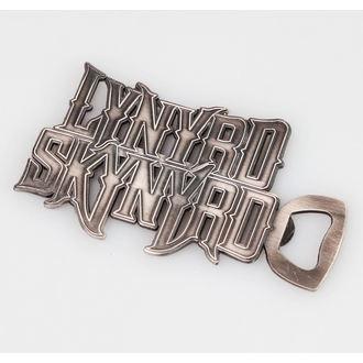 apribottiglia Lynyrd Skynyrd - Logo Metal, C&D VISIONARY, Lynyrd Skynyrd