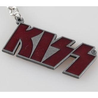 portachiavi ad anello Kiss - Rosso Logo - CDV, C&D VISIONARY, Kiss