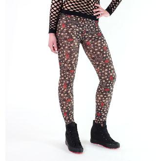 pantaloni donna (leggings) LIQUOR BRAND, LIQUOR BRAND