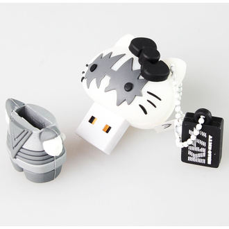 flash disco USB 8GB (ciondolo) KISS - Hello Kitty - The Spaceman, HELLO KITTY, Kiss