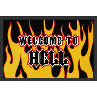 zerbino Benvenuto To Hell - ROCKBITES, Rockbites