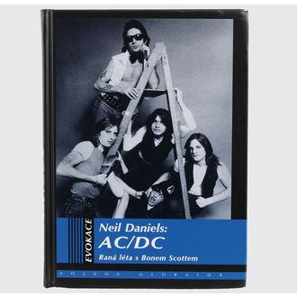 libro AC / DC - Presto anni con Bono Scott, AC-DC
