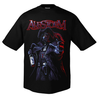t-shirt metal uomo Alestorm - Lack Of Rum - ART WORX, ART WORX, Alestorm
