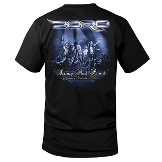 Maglietta metal da uomo Doro - Wolf - ART WORX, ART WORX, Doro