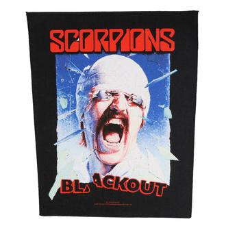 Grande toppa Scorpions - Blackout - RAZAMATAZ, RAZAMATAZ, Scorpions