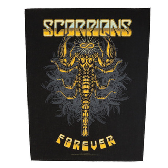 Grande toppa Scorpions - Forever - RAZAMATAZ, RAZAMATAZ, Scorpions