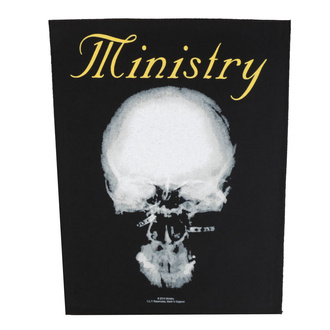 Grande toppa Ministry - The Mind Is A Terrible Thing To Taste - RAZAMATAZ, RAZAMATAZ, Ministry