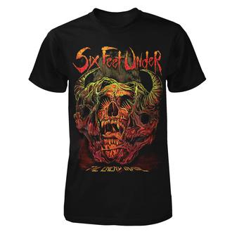 Maglietta metal da uomo Six Feet Under - The Enemy Inside - ART WORX, ART WORX, Six Feet Under