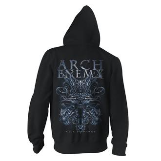 Felpa con cappuccio da uomo Arch Enemy - Bat - ART WORX, ART WORX, Arch Enemy