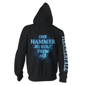 Felpa con cappuccio da uomo Hammerfall - Second To One - ART WORX, ART WORX, Hammerfall