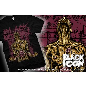 t-shirt hardcore uomo - Suicide - BLACK ICON, BLACK ICON