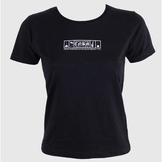 t-shirt metal donna Trollfest - True Norwegian Balkan Metal - TPE MERCHANDISE, TPE MERCHANDISE, Trollfest