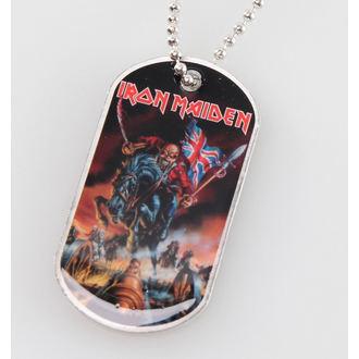 collana ( piastrina) Iron Maiden - Maiden England - RAZAMATAZ, RAZAMATAZ, Iron Maiden