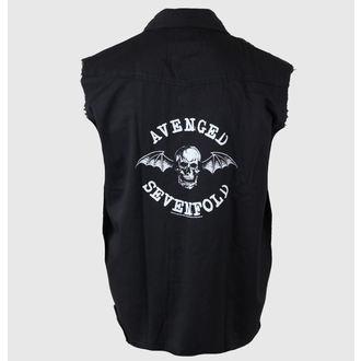 gilet uomo Avenged Sevenfold - Death Bat - RAZAMATAZ, RAZAMATAZ, Avenged Sevenfold