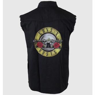 gilet uomo Guns N' Roses - Bullet Logo - RAZAMATAZ, RAZAMATAZ, Guns N' Roses