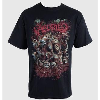 t-shirt uomo Aborted - God Machine - RAZAMATAZ, INDIEMERCH, Aborted