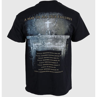 t-shirt metal uomo My Dying Bride - A Map Of All Our Failures - RAZAMATAZ, RAZAMATAZ, My Dying Bride