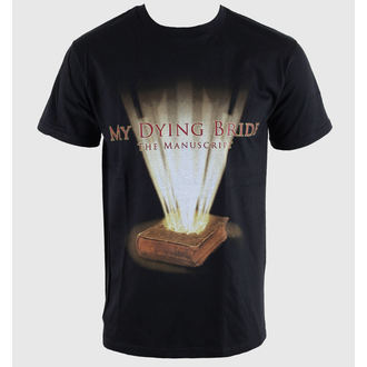t-shirt metal uomo My Dying Bride - Manuscript - RAZAMATAZ, RAZAMATAZ, My Dying Bride