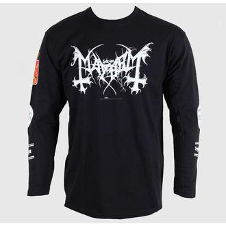 t-shirt uomo con maniche lunghe Mayhem - Legion Norge - RAZAMATAZ, RAZAMATAZ, Mayhem