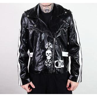 giacca primaverile / autunnale uomo - Rock Jacket Lacrimas Profundere - ADERLASS, ADERLASS