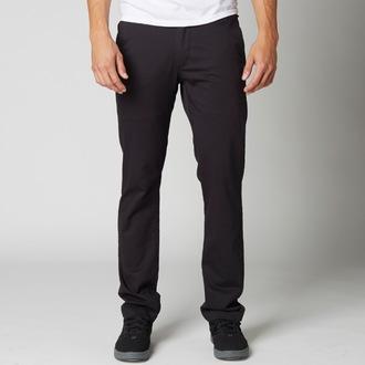 pantaloni uomo FOX - Selecter Chino - Nero