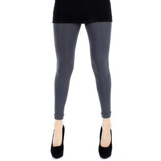 leggings (collant) PAMELA MANN - 120 Denier Footless Tights - Ardesia, PAMELA MANN