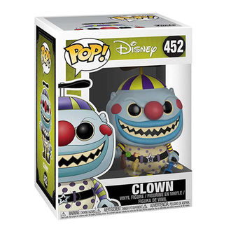 figura Nightmare before Christmas - POP! - Clown, NIGHTMARE BEFORE CHRISTMAS