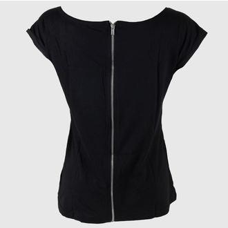 t-shirt street donna Jack Daniels - With Zipper On Back - JACK DANIELS, JACK DANIELS