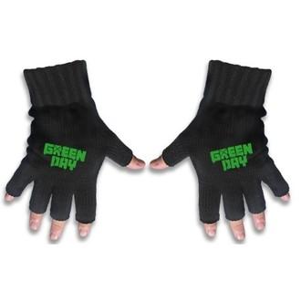 guanti senza dita Green Day - Logo - RAZAMATAZ, RAZAMATAZ, Green Day