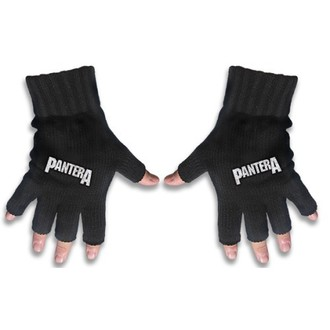guanti senza dita Pantera - Logo - RAZAMATAZ, RAZAMATAZ, Pantera