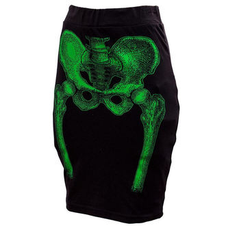 gonna donna KREEPSVILLE SIX SIX SIX - Skeleton Matita - Verde, KREEPSVILLE SIX SIX SIX