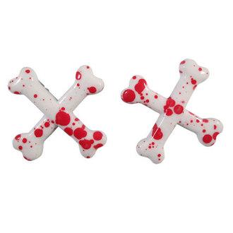 fermaglio KREEPSVILLE SIX SIX SIX - Crossbones Blood, KREEPSVILLE SIX SIX SIX