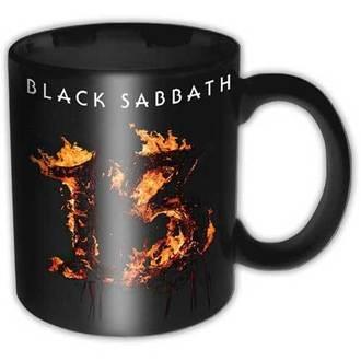 tazza Black Sabbath - 13 - ROCK OFF, ROCK OFF, Black Sabbath