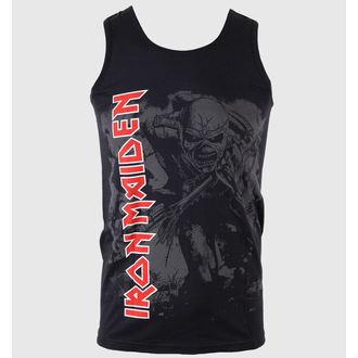 top uomo Iron Maiden - Hi contrast  Trooper , ROCK OFF, Iron Maiden