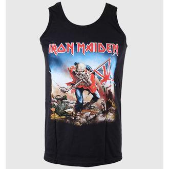 t-shirt uomo Iron Maiden - Trooper, ROCK OFF, Iron Maiden