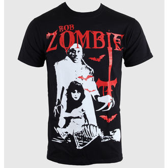 t-shirt metal uomo Rob Zombie - - ROCK OFF, ROCK OFF, Rob Zombie