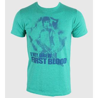 t-shirt film uomo Rambo - First Blood - AMERICAN CLASSICS, AMERICAN CLASSICS, Rambo